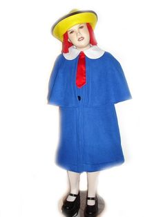 Custom Boutique Birthday Halloween MADELINE Girl by magicalattic, $75.00