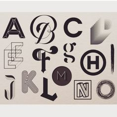 The variety of lettering is insane @timepraetzel! Thanks for using our hashtag #typematters #goodtype #thedailytype #typematters #thedesigntip #dailytype #typespire #brushtype #todaystype #typegang by type_matters