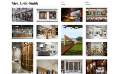 13 best architecture firm websites images on pinterest amazing