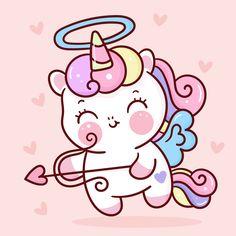 Unicorn Drawing, Unicorn Art, Cute Unicorn, Kawaii Doodles, Cute Kawaii Drawings, Cute Doodles, Unicorn Images, Unicorn Pictures, Cute Doodle Art