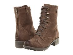 Cobb Hill Bethany - SUPER LOVE these.  cute laced up or flopped open combat style