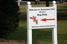 Best dog parks in Nashville
