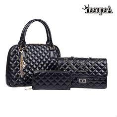 31.76$  Watch here - https://alitems.com/g/1e8d114494b01f4c715516525dc3e8/?i=5&ulp=https%3A%2F%2Fwww.aliexpress.com%2Fitem%2FFashion-Style-Lady-3-Bags-Set-Solid-Lattice-PU-Leather-Female-Bag-Three-Color-Women-Quilting%2F32516690614.html - Fashion Style Lady 3 Bags/Set Solid Lattice PU Leather Female Bag Three Color Women Quilting Handbag Shoulderbag Purse Wholesale 31.76$