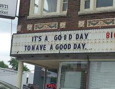 Go sweet day