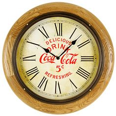 Coca-Cola refreshing
