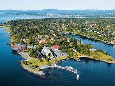 #4 (tie) Oslo