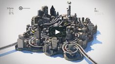 Animated intro for an enviromental Tv show. Featuring ecology and environment news.  Promax BDA GLOBAL EXCELLENCE 2013 GOLD. SIGGRAPH 2013 Computer Animation…