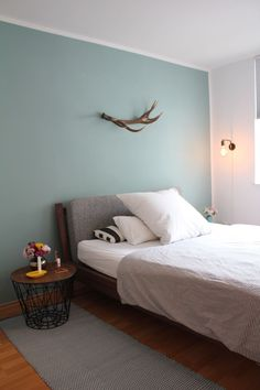 Bedroom wall paint For boys - Home Decoration Duck Egg Blue Bedroom, Blue Bedroom Walls, Home Bedroom, Bedroom Decor, Duck Egg Blue Living Room, Blue Bedrooms, Bedroom Furniture, Bedroom Color Schemes, Bedroom Colors