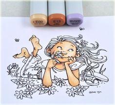 Copics Coloring
