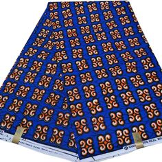 wholesale 100% cotton african Super Wax /wax hollandais/Holland Wax WS0415(19)