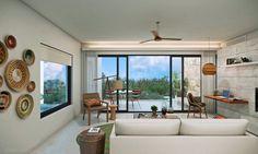 Andaz Mayakoba Resort Riviera Maya, Playa del Carmen, Suite, Lagoon View, Living Room