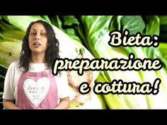 Bieta (o bietole)_preparazione e cottura_ Youtube, Youtubers, Youtube Movies