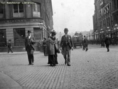 Manchester Street, Salford, Working Class, Historical Costume, Old Photos, Street View, England, In This Moment, London