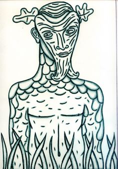 Caliban by Will Northerner