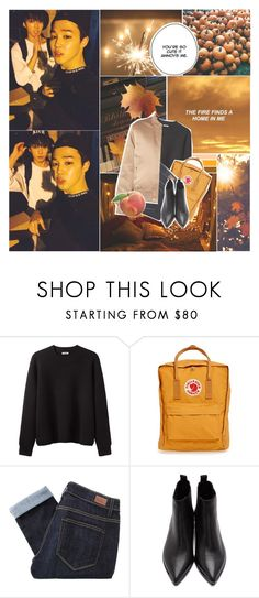 """""""Happy Halloween"""" by dai-co ❤ liked on Polyvore featuring Acne Studios, Fjällräven, Paige Denim and Givenchy"""