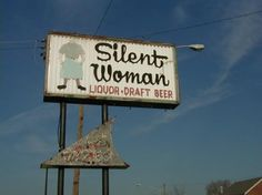Whitehall, Ohio and the old Silent Woman bar :)