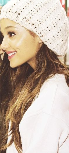 Ariana Grande | love her hair
