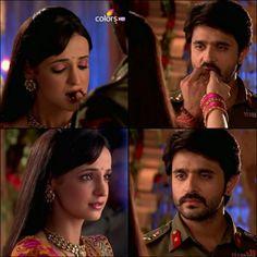 Paro & Rudra 35 Sanaya Irani Ashish Sharma Rangrasiya Sensiz Olmaz