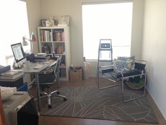 Office-before - YIKES!!
