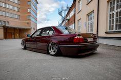 BMW E38 Bmw 740, Slammed Cars, Bmw 7 Series, Bmw Cars, Dream Garage, Custom Cars, Jdm, Hot Wheels, Facebook