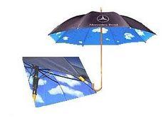 The Blue Sky Fashion Umbrella (Auto Opening) 24SKY: Amazon.com: Clothing