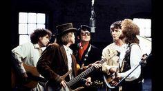 The Traveling Wilburys George Harrison Bob Dylan Tom Petty Jeff Lynne Roy Orbison - http://johnrieber.com/2015/11/20/rocks-forgotten-supergroup-beatles-bob-dylan-elo-tom-petty-secrets-of-the-traveling-wilburys/