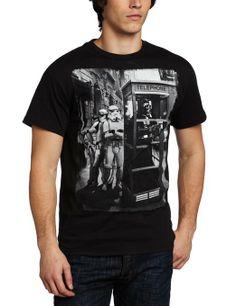 Star Wars Men's Get In Line T-Shirt