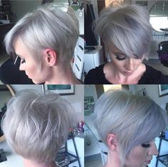 great longer pixie