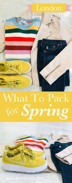 What to pack for Lon