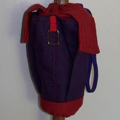 Red Hatter Purple Cane Bag  www.designercanebags.com