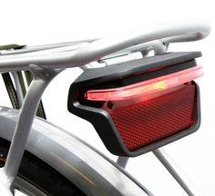 Distinctive bike light