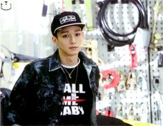 Chen // Call Me Baby