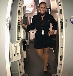Image may contain: 1 person, standing and selfie Delta Flight Attendant, Airline Attendant, Air Goddess, Selfies, Stockings Legs, Nylon Stockings, Professional Wear, Girls Uniforms, Pantyhose Legs