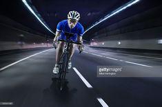 Stock Photo : Professional Male Cyclist