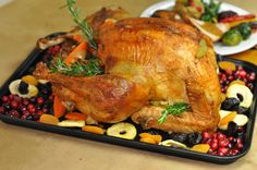 Turkey recipes: brine, fry, or a traditional rub?   Turkey recipes for Thanksgiving range from brining, deep frying, and the more traditional oven roast. Here's a traditional rub recipe for a roasted turkey.