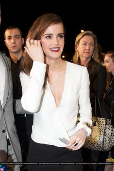 "Emma at ""Noah"" Madrid Premiere on March, 17."