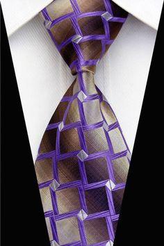 2014 Fashion Brand Floral Jacquard Woven Silk Men's Business Men Tie Casual Necktie for Men Black White Blue Red Orange Green