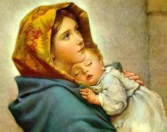 A Poesia da Isamar: Nossa Senhora Mãe de Deus ♥