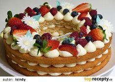 Bolo Neked Cake, Cake Recipes, Dessert Recipes, Number Cakes, Cake & Co, Pavlova, Summer Desserts, Cupcake Cakes, Nutella