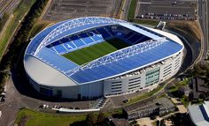 Brighton-amex arena home Brighton&hove albion fc