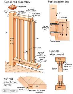 to Build a Cedar Deck Railing With Glass option for constructing our deck railings.option for constructing our deck railings. Wood Deck Railing, Balcony Railing Design, Deck Design, Railing Ideas, Deck Railing Height, Glass Railing, Balcony Flooring, Cedar Deck, Deck Posts