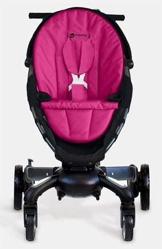 OMG THE MOST AMAZING STROLLER . One push of a button it folds itself , charges ur smart phone,LED lights for night time and soooooo on  4moms 'Origami' Color Kit | Nordstrom