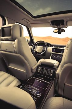 2013 Range Rover - Next on the checklist...Thanks Melaleuca!
