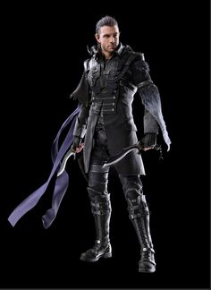 Nyx Ulric from Kingsglaive: Final Fantasy XV