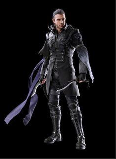 Nyx Ulric from Kingsglaive: Final Fantasy XV