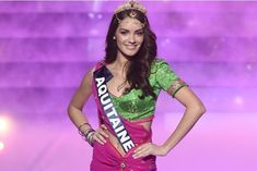 Miss France 2020 - Paris Match Miss France, Paris Match, Aquitaine, Sari, Fashion, Saree, Moda, Fashion Styles, Fashion Illustrations