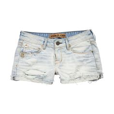 SHORTS JEANS CLARO 3D