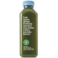 BluePrint Green Juice #cleanse