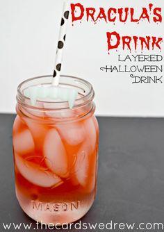 Dracula's Drink reci