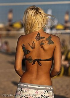 Seeing a feminine image on a woman is so sexy! It is easy to use beautiful images of flowers and butterflies to enhance your curves and add a little peak-a-boo of mystery in the summer. Butterfly tattoos for women are quite popular. They can be pictured in mid flight or perched on a […]